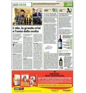 23 gennaio 2015 La Gazzetta