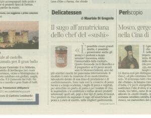Febbraio 2012 - Corriere della Sera