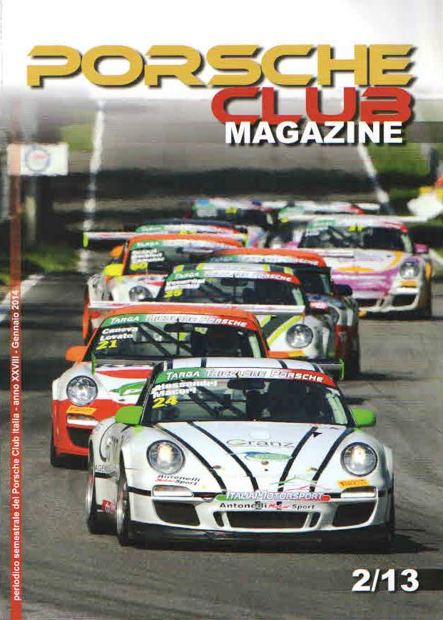 Gennaio 2014 - Porsche Club Magazine
