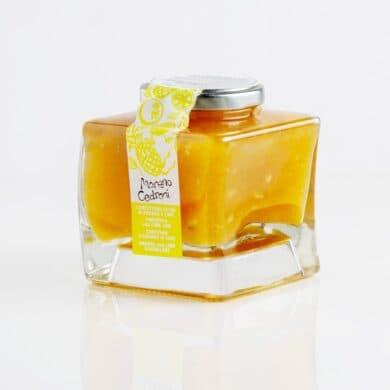 Confettura di ananas e lime
